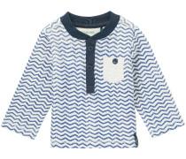 DIGHTON Langarmshirt indigo blue