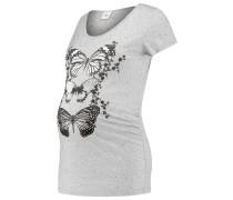 MLCERSEI - T-Shirt print - light grey melange