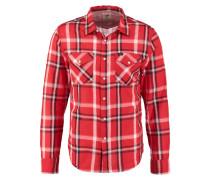 WESTERN SLIM FIT Hemd red