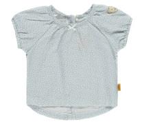 Bluse - light grey/light blue