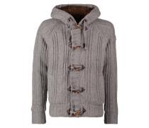 KEYSTONE Strickjacke heather grey