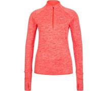 ELEMENT SPHERE - Langarmshirt - max orange/heather/bright melon