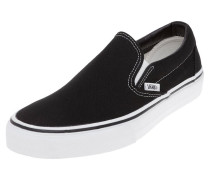 CLASSIC SLIP ON Slipper black