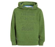 Kapuzenpullover green