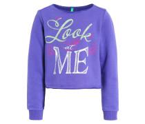 Sweatshirt purple