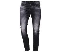 Jeans Slim Fit grey denim