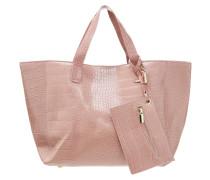 Handtasche - dusty pink