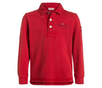 ELBAS Poloshirt old red