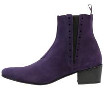 MURPHY Cowboy/ Bikerstiefelette purple
