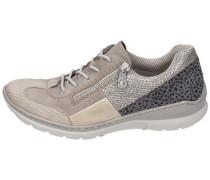 Sneaker low champignon/elefant/fangooro/fangosilver/grau