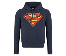 SUPERMAN Sweatshirt navy
