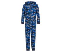 EASY MIX Pyjama washed blue