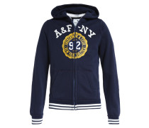 CORE Sweatjacke navy