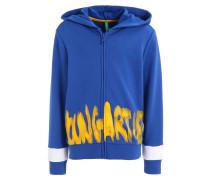 Sweatjacke - blue