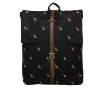 MANHATTAN Tagesrucksack bird black