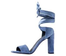 PALMA - Riemensandalette - aegean blue