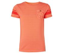 DUXBURY - T-Shirt print - medium orange