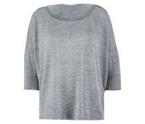 TODROS Strickpullover grey melange