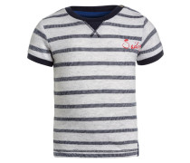 FAEDO - T-Shirt print - navy
