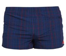 Badehosen Pants blue/red