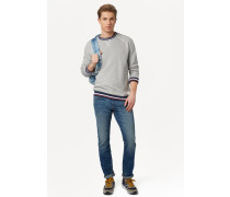 Jeans Slim Fit - mid stone wash