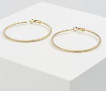 Ohrringe - gold-coloured