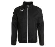 Regenjacke / wasserabweisende Jacke noir/blanc