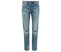 JESSYE - Jeans Straight Leg - denim sombre
