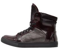 DOUBLE HEADER II Sneaker high bordeaux
