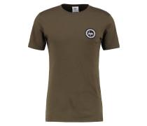 JET - T-Shirt basic - khaki