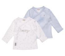2 PACK Unterhemd / Shirt cristal