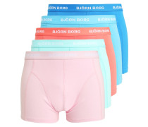 SEASONAL SOLIDS 5 PACK - Panties - directoire blue