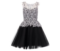 GARGONNE - Cocktailkleid / festliches Kleid - blanc/noir