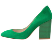 ALMOND - Pumps - green