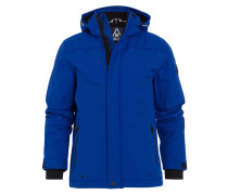 SALINITY Winterjacke royal blue