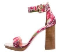 LORNO High Heel Sandaletten multicolor