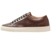 Sneaker low chocolate