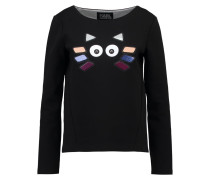 PLEXI CHOUPETTE Sweatshirt black