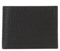 KENT - Geldbörse - black