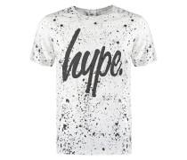 TShirt print white/black