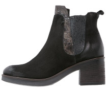 Ankle Boot nero/pepe