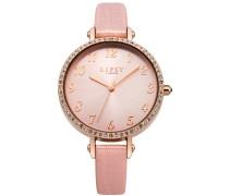 Uhr pink