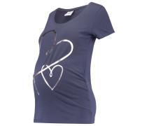MLNEWHEART - T-Shirt print - ombre blue
