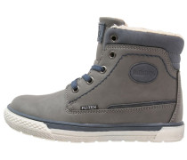 Sneaker high dark grey