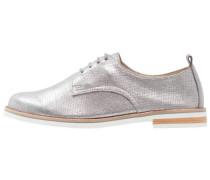 Schnürer grey metallic