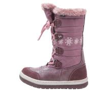 ALPY Snowboot / Winterstiefel purple