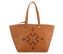 GREY OCEANS Shopping Bag brown