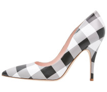 LICORICE High Heel Pumps black/white