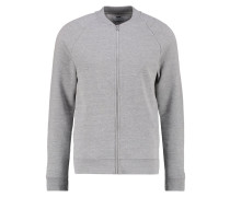 Sweatjacke light grey