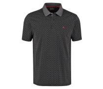 BARCROFT Poloshirt black